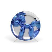 Jeff Koons (born 1955); Balloon Dog (Blue);