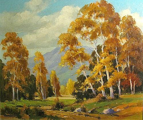 Walter Farrington Moses (American, 1874-1947)
