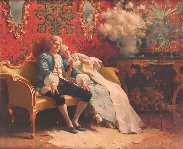 Paolo Bedini (Italian 1844-1924)