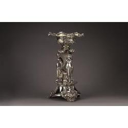 A William IV silver centre-piece,by Edward, Edward junior, John & William Barnard, London
