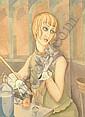 Gerda Wegener (Danish, 1889-1940), Gerda Wegener, Click for value