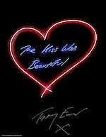 AR TRACEY EMIN (BRITISH, BORN 1963) The Kiss Was Beautiful Offset lithograph printed