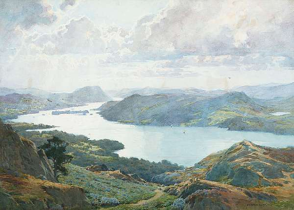 Alfred Heaton Cooper (British, 1863-1929)