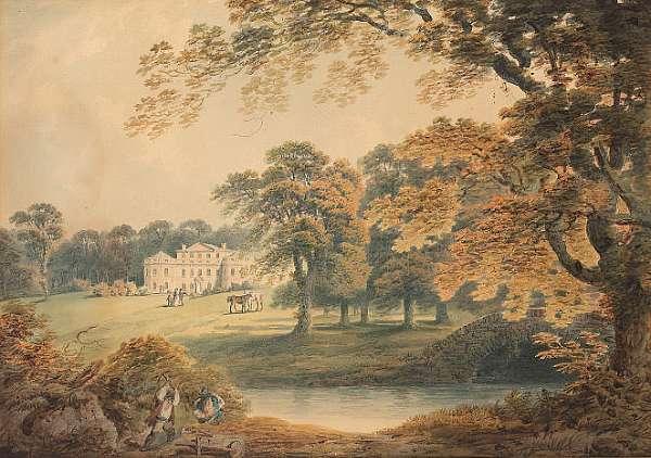 Francis Nicholson (British, 1753-1844)