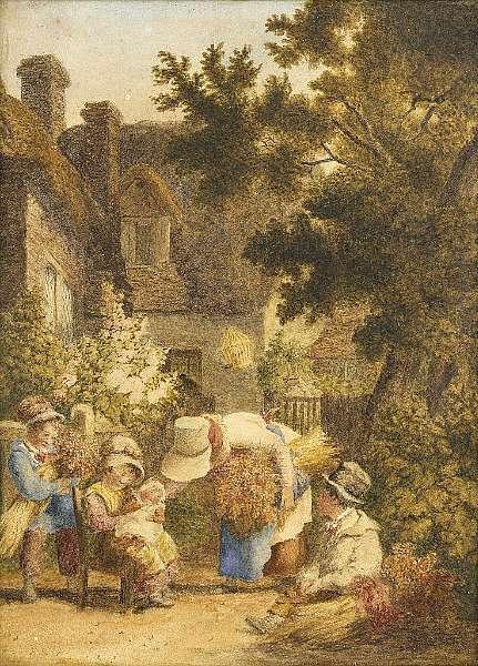 Robert Hills O.W.S. (British, 1769-1844)