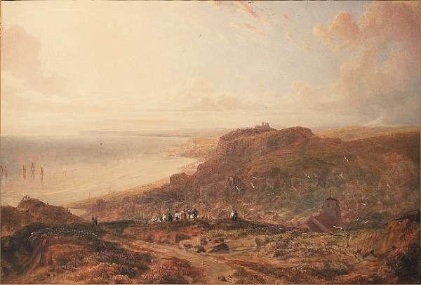 Peter de Wint O.W.S. (British, 1784-1849)