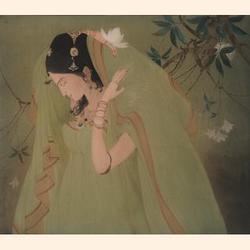 *Abdur Rehman Chughtai: Radhika, or Gloomy Radha