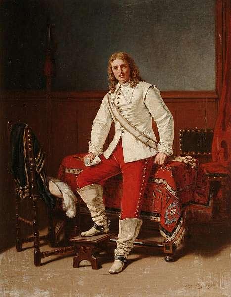 Victor Joseph Chavet (French, 1822-1908)