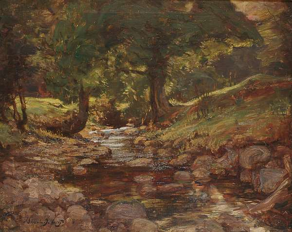 Aleaxander Brownlie Docharty (British, 1862-1940)
