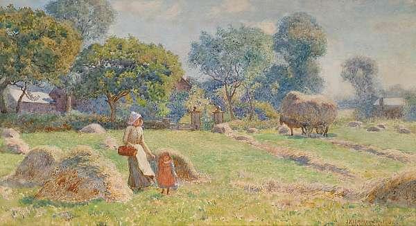 Joseph Kirkpatrick (British, 1872-c.1930)