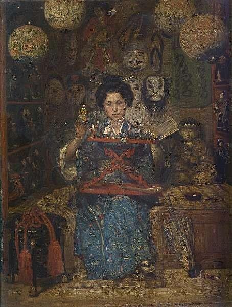 Edouard Castres (Swiss, 1838-1902)