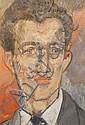 Peter Samuelson (British, 1912-1996) 'Curly - Bridget's boyfriend', Peter  Samuelson, Click for value
