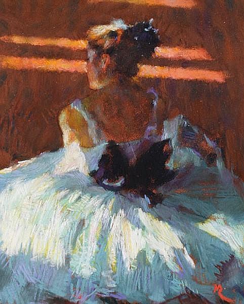 Mark Rowbotham (British, born 1959) Ballerina