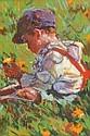 Mark Rowbotham (British, born 1959) Mitch, Mark Rowbotham, Click for value