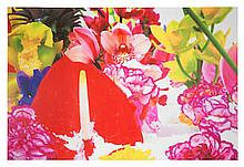 AR MARC QUINN (BRITISH, BORN 1964)   Winter Garden (Paragon Vol. III p.116-127)