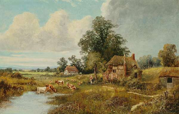 O.T. Clark (British, 1850-1921)