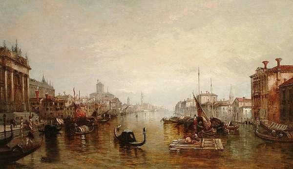 Alfred Pollentine (British, fl. 1861-1880)