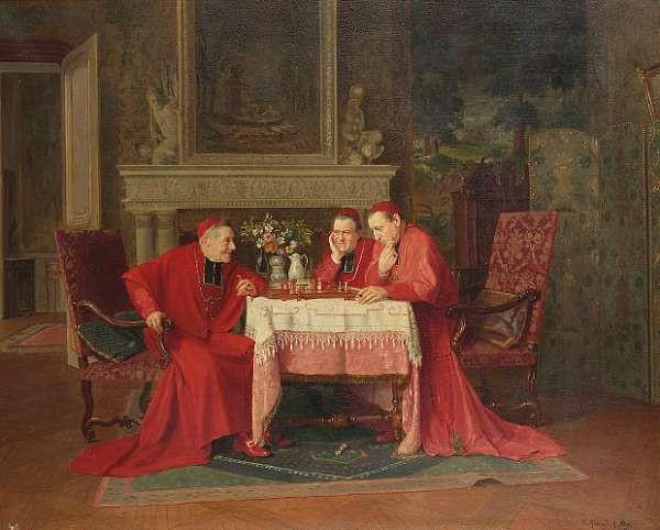 Victor Marais-Milton (French 1872-1948)