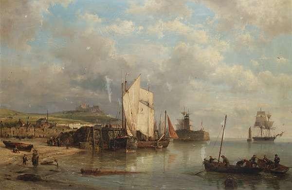 Hermanus Koekkoek, Snr. (Dutch 1815-1882)
