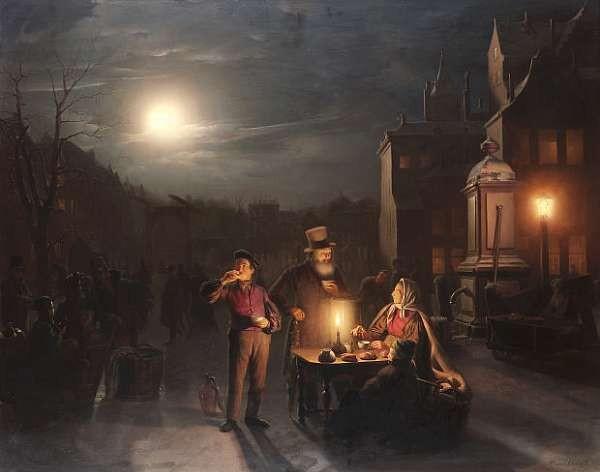 Petrus van Schendel (Belgian 1806-1870)