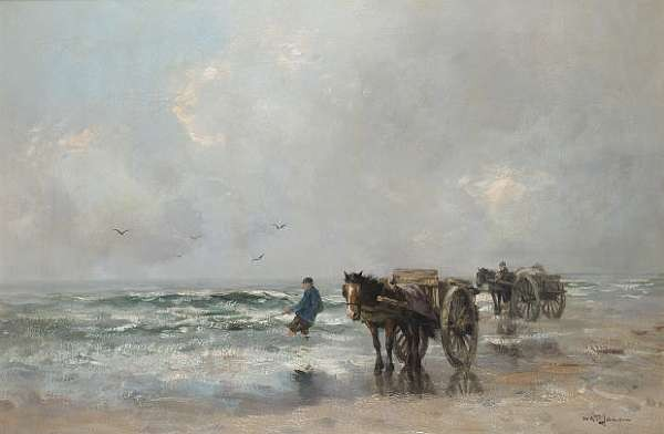 Willem George Frederik Jansen (Dutch 1871-1949)