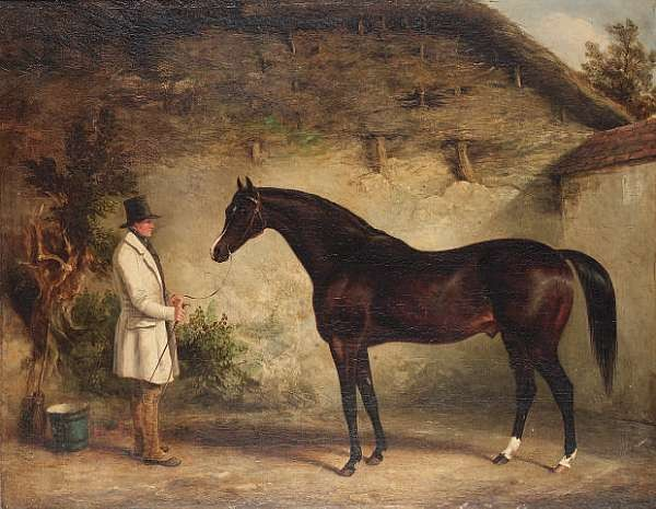 George Cole (British 1810-1885)