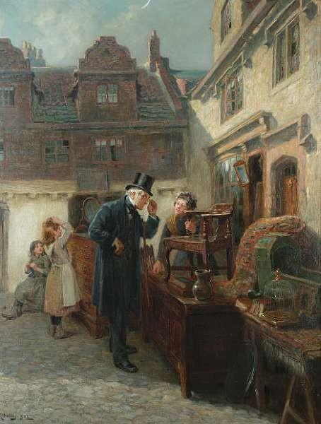 Ralph Hedley (British 1851-1913)