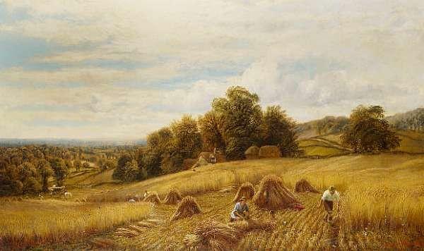 Alfred Augustus Glendening (British fl. 1861-1903)
