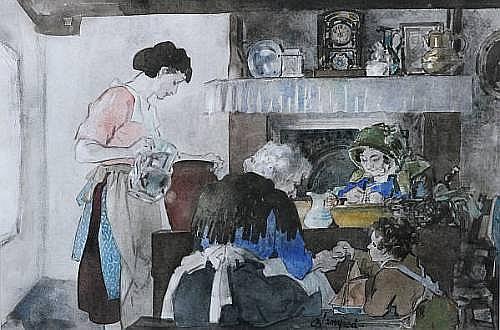 Edmund Blampied (Jersey, 1886-1966)