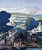 Edmund Blampied (Jersey, 1886-1966) , Edmund Blampied, Click for value