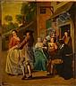 Jan Josef Horemans the Younger (Antwerp 1714-1790) The Concert 69 x 59 cm. (27¼ x 23 ½in.), Jan Jozef Ii Horemans, Click for value