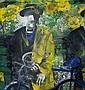Andrey Bludov (Ukranian, born 1962) Man in a hat unframed, Andrey Bludov, Click for value