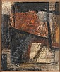 Sandra Blow R.A. (British, 1925-2006) Untitled 1958 86.4 x 71 cm. (34 x 28 in.), Sandra Blow, Click for value