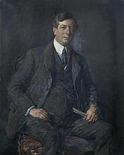 AR WT   STANHOPE ALEXANDER FORBES, RA (BRITISH, 1857-1947)   Portrait of Si