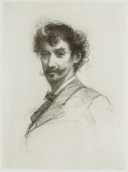 WHISTLER, JAMES ABBOTT MCNEILL (<i>1834-1903, painter, author, etcher and wit</i>)