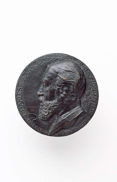 GOUNOD, CHARLES FRANÇOIS (<i>1818-1893, French composer</i>)