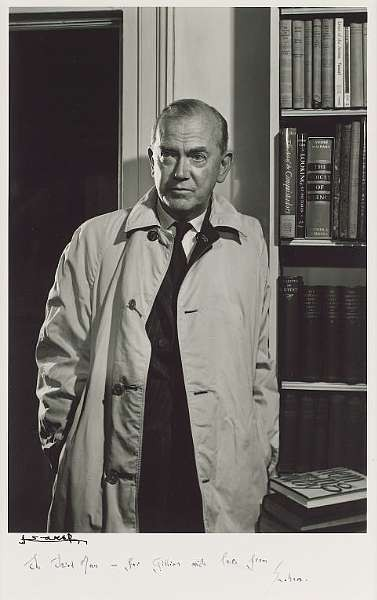 GREENE, GRAHAM (<i>1904-1991, novelist, O.M.</i>)