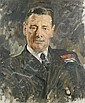 Reginald Grenville Eves (British, 1876-1941) Portrait of an Admiral, Reginald G. Eves, Click for value