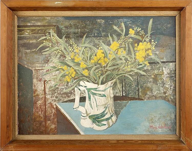 Mary Adshead (British, 1904-1995) Mimosa