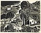 Iain MacNab (British, 1890-1967) Corsican Landscape Wood engraving, on wove, signed, titled and numbered 7/40 in pencil, 200 x 253mm (7 7/8 x 10in)(I), Iain Macnab, Click for value