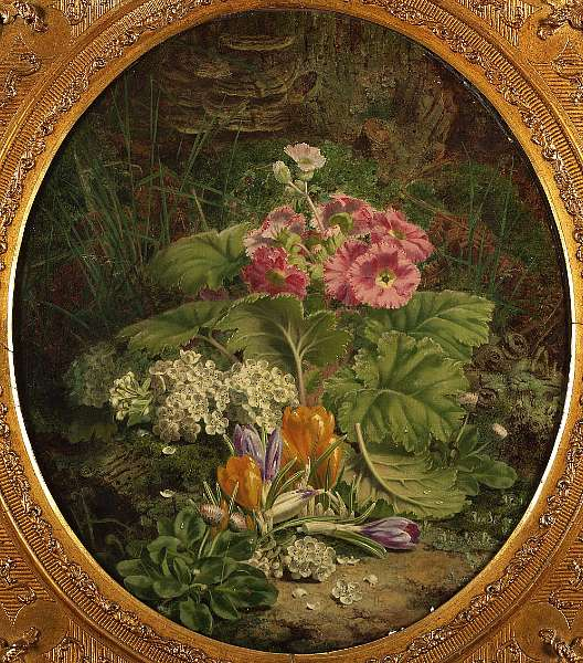 Thomas Worsey, RBSA (British 1829-1875)