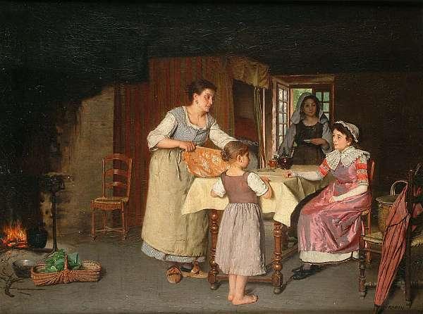 Louis Robin (French, b.1845)