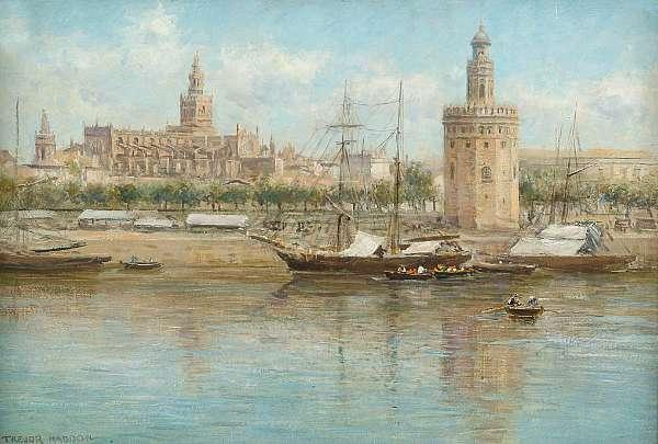 Arthur Trevor Hadden (British, 1864-1941)