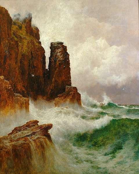 Arthur Suker (British, 1857-1902)