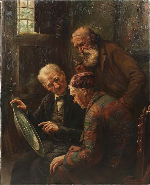 Henri Timmermans (Belgian b.1858)