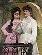 Charles Boom (Belgian 1858-1938), Karel Boom, Click for value
