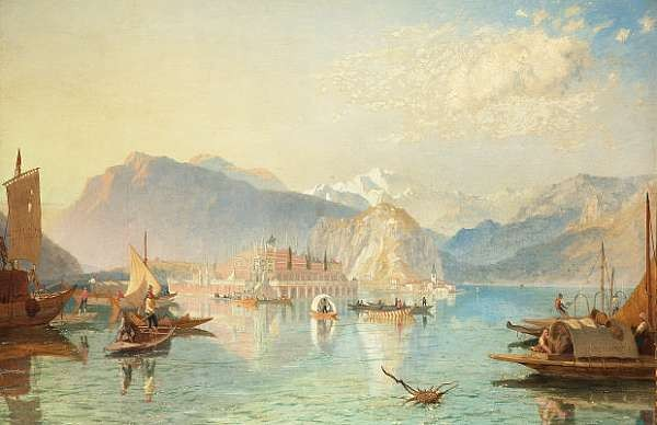 James Baker Pyne, RBA (British 1800-1870)