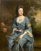 Circle of Sir John Baptist de Medina (Brussels 1659-1710 Edinburgh) Portrait of a lady,, John Medina, Click for value