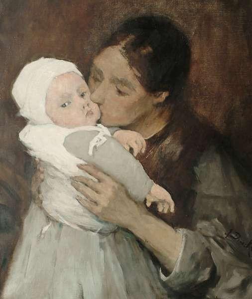 Pierre Jacques Dierckx (Belgian, 1854-1947)