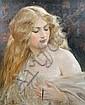 Jan Styka (French, 1858-1925) Calypso, Jan Styka, Click for value